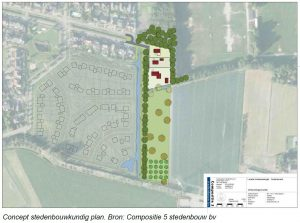 Lokaal Halderberge stemt TEGEN bestemmingsplan 'Verlengde Kwekerssingel'